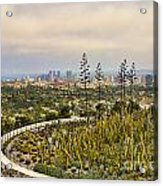 Getty Museum V Acrylic Print