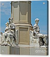 Gettysburg Memorial Acrylic Print