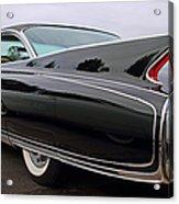 Ghost Cadillac Acrylic Print