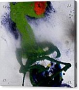 Ghost Flower Acrylic Print