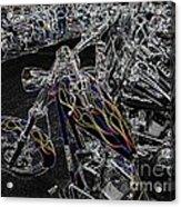 Ghost Rider 2 Acrylic Print