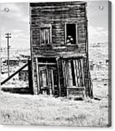 Ghost Town Remains Acrylic Print