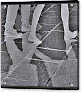 Ghost Walkers Acrylic Print