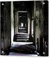 Ghostly Passage Acrylic Print