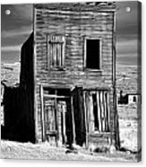 Ghosts Of Bodie  Acrylic Print by Matt MacMillan