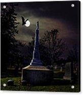 Gibbard Grave Acrylic Print