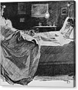 Gibson Art, 1897 Acrylic Print