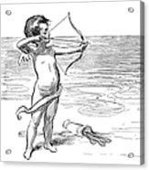 Cupid, 1900 Acrylic Print