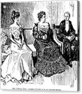 Drawings, 1900 Acrylic Print