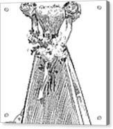 Gibson: Gibson Girl, 1897 Acrylic Print