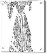 Gibson: Gibson Girl, 1903 Acrylic Print