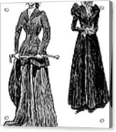 Gibson: Grandmother, 1897 Acrylic Print