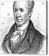 Gilbert Stuart (1755-1828) Acrylic Print