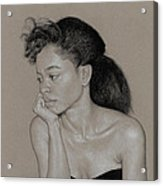 Gillian 1 Acrylic Print