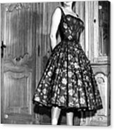 Gina Lollobrigida, 1950s Acrylic Print by Everett