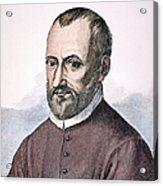 Giovanni Palestrina Acrylic Print