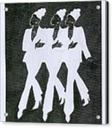 Girl Trio Acrylic Print