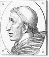 Girolamo Savonarola Acrylic Print