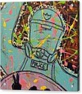Give Peace A Chance Acrylic Print by Samuel Nygard