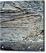 Glacial Sediments Acrylic Print