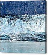 Glacier Face Acrylic Print