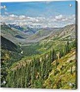 Glacier National Park 9275 Acrylic Print