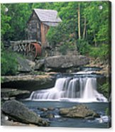 Gladie Mill Acrylic Print
