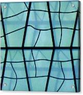 Glass And Shadows Acrylic Print