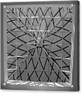 Glass Celing Acrylic Print