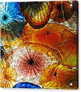 Glass Garden Acrylic Print