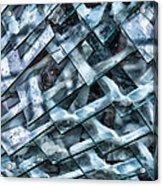 Glass Scales Acrylic Print