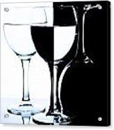 Glasses Acrylic Print