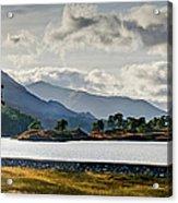 Glen Affric Panorama I Acrylic Print