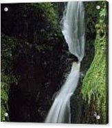 Glenariff Falls, Glens Of Antrim, Co Acrylic Print