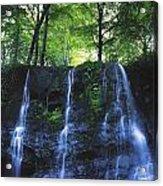 Glenariff Waterfall, Co Antrim, Ireland Acrylic Print