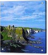 Glenarriff Falls, The Antim Glens, Co Acrylic Print