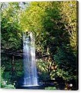 Glencar Waterfall, County Sligo Acrylic Print