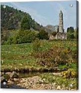 Glendalaugh Tower 14 Acrylic Print