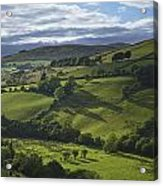 Glenelly Valley, County Tyrone Acrylic Print