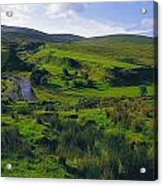 Glenelly Valley, Sperrin Mountains, Co Acrylic Print