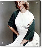 Gloria Grahame, Ca. 1950s Acrylic Print