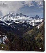 Glorious Mount Rainier Acrylic Print