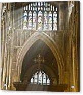 Glorious Rays Of Heavenly Light Acrylic Print