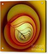 Glory Acrylic Print