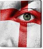 Go England Acrylic Print