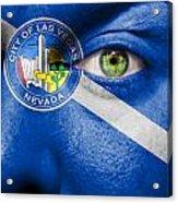 Go Las Vegas Acrylic Print