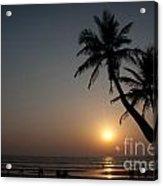 Goa Acrylic Print