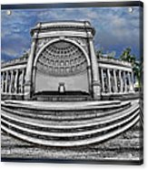 Golden Gate Park Stage  Acrylic Print