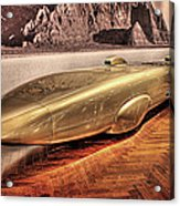 Golden Rod Dearborn Mi Acrylic Print