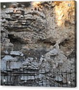 Golgotha The Place Of The Skull Acrylic Print